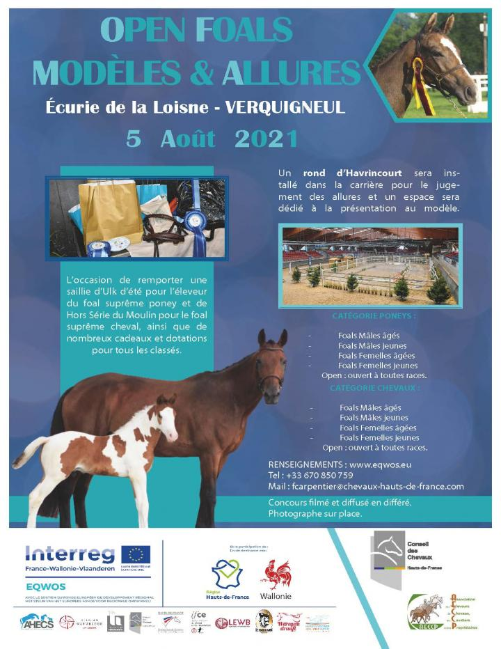 Open foals 5.08.21.